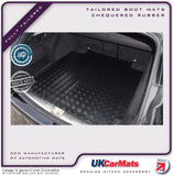 Genuine Hitech Audi A4 B7 Saloon 2005-2008 Carpet / Rubber Dog / Golf / Pets Boot Liner Mat