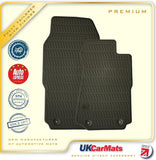 Genuine Hitech Ford Transit Fully Tailored Premium TPE Rubber Car Mats 2006-2013