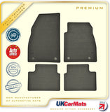 Genuine Hitech Vauxhall Insignia Fully Tailored Premium TPE Rubber Car Mats 2008-2017