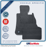 Genuine Hitech Ford Mondeo MK5 2014 onwards Tailored VS Rubber Car Mats