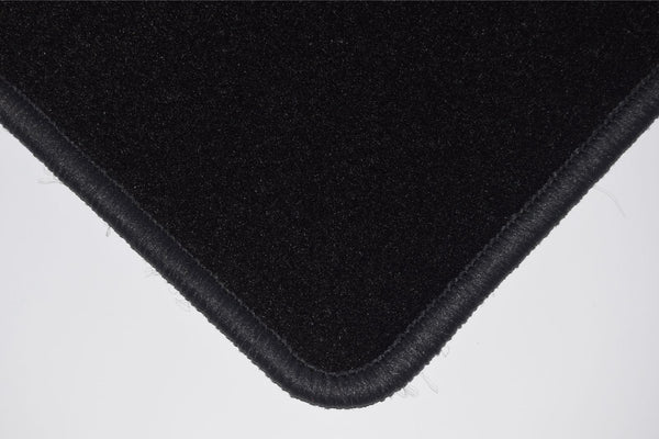 Genuine Hitech Ford S-Max 2006-2015 Black Tailored Carpet Car Mats