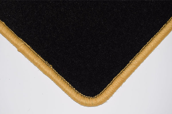 Genuine Hitech Vauxhall Senator/Carlton 1987-1994 Black Tailored Carpet Car Mats