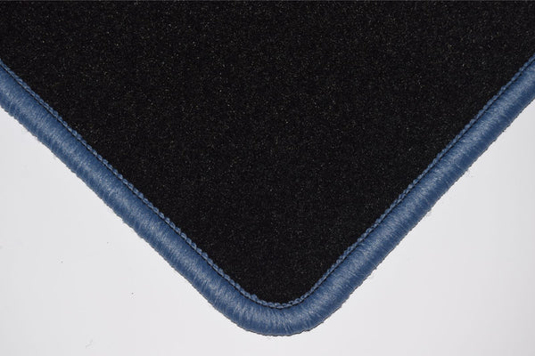 Genuine Hitech Triumph Stag 1970-1977 Black Tailored Carpet Car Mats