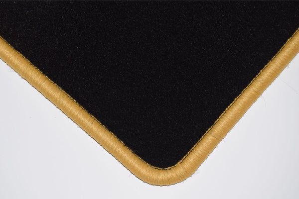 Genuine Hitech Ford Fusion 2002-2012 Black Luxury Velour Tailored Car Mats