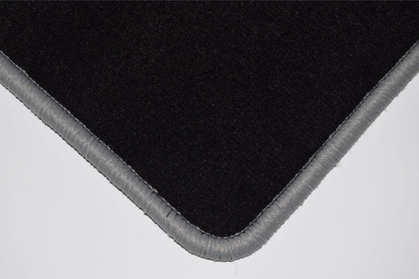 Genuine Hitech Mazda MX5 2015 onwards Black Luxury Velour Tailored Car Mats