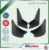 Genuine Hitech Mini One Cooper Mudflaps 2004-2007 (Hatchback)
