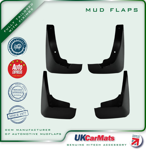 Genuine Hitech Lexus GS Mudflaps 2005 onwards