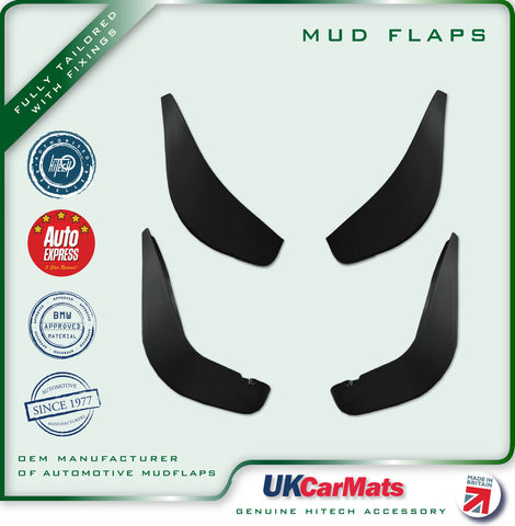 Genuine Hitech Smart Car Fortwo Mudflaps 2002-2007