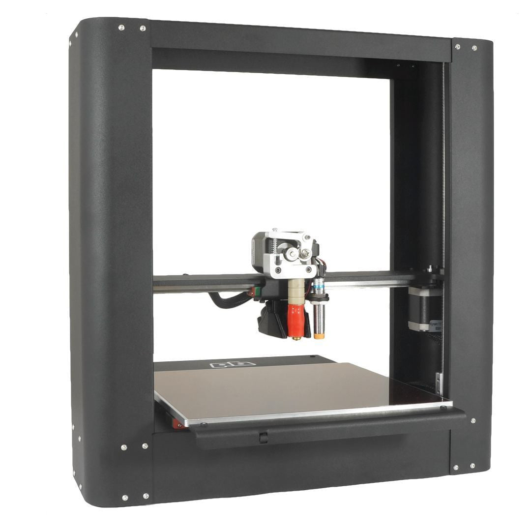 printrbot plus 3d printer with heated bed the 3d printer guy