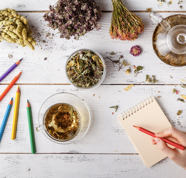 Online Class for DIY Herbal Kit ( Basic )by WHITETREE / オンライン講座(5月27日14:00〜)