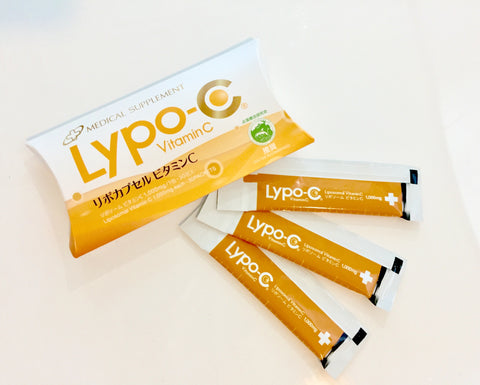 Lypo-C  High concentration Vitamin C / 高濃度ビタミンC( FREE SAMPLE)* Limited 1 item  per person