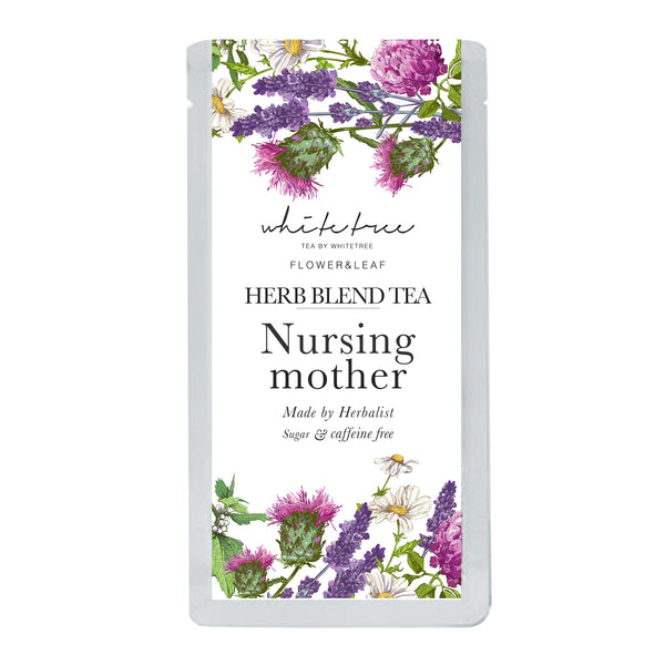 Nursing Mother Blend - Lactation Tea 5 bags
