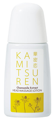 KAMITSUREN Head Massage Lotion