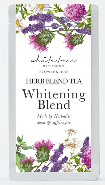 THE WHITENING BLEND ( 100% ORGANIC )