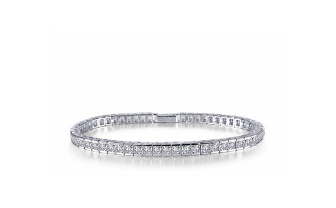Lafonn Simulated Diamond Tennis Bracelet
