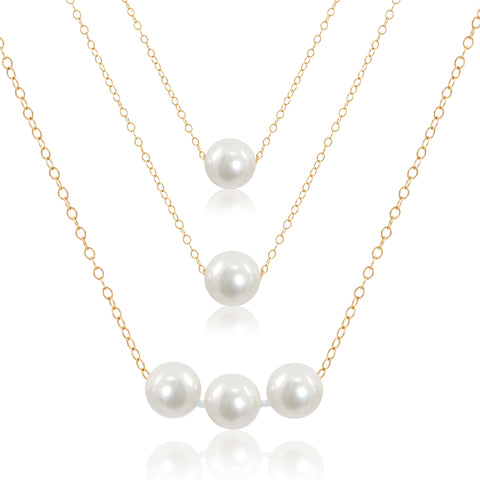 Imperial Delhta Pearl by Pearl Starter Necklace