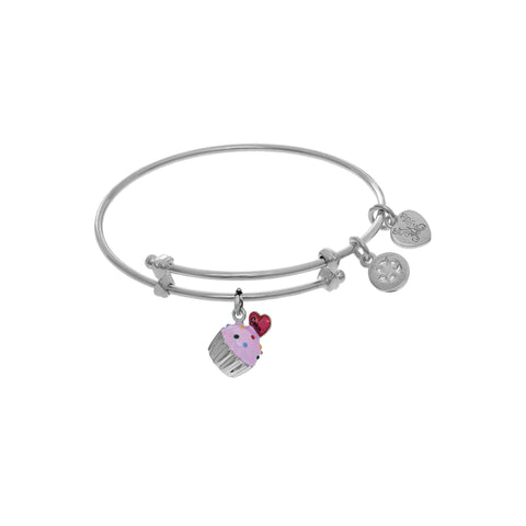 Angelica Cupcake Charm Bangle WTGEL9108