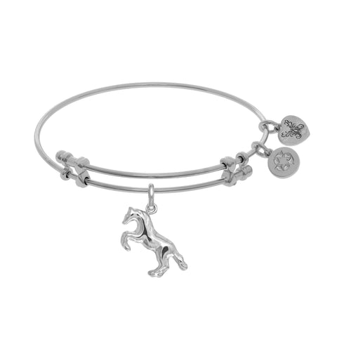 Angelica Horse Charm Bangle WGEL1567