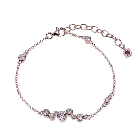 ELLE Adjustable Bubble Bracelet B10009RZ