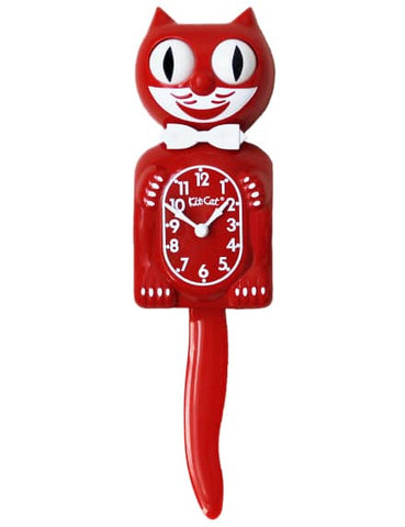 Scarlet Limited Edition Kit-Cat Klock (15.5″ high)