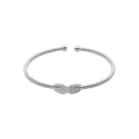 ELLE Ecliptic Collection Infinity Flex Cuff