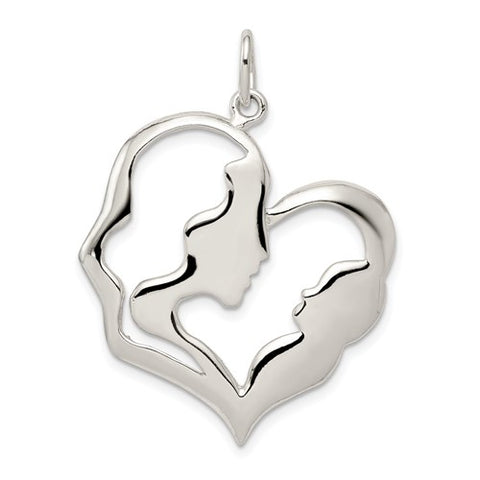 Mother And Baby Pendant