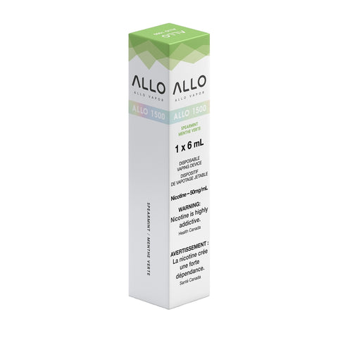 ALLO 1500 - Spearmint - 20mg/mL (NEW!)