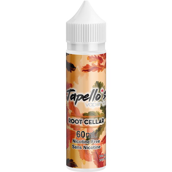 Japello's Vapor Co. Root Cellar 60ml