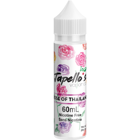 Japello's Vapor Co. Rose of Thailand 60ml
