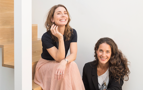 Q&A with natural skincare founders of Balance Me
