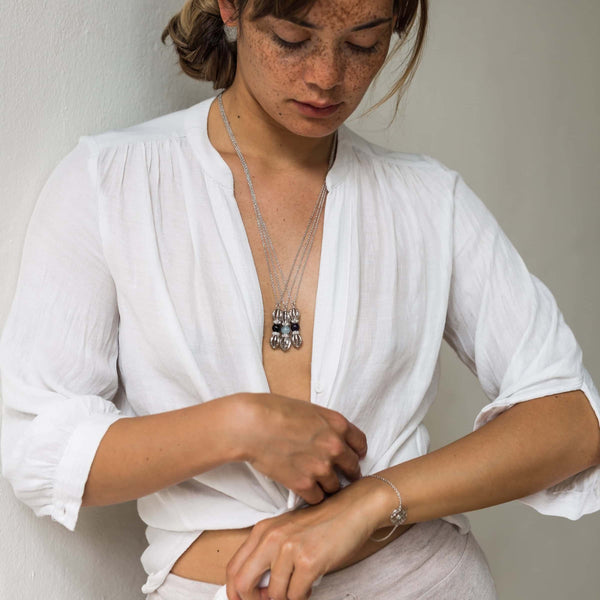 Flow & Relief Necklace + Silatha Meditation Journey (App)