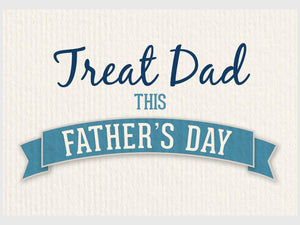 Celebrate and honor your Dad this Father's Day. We have gifts to show him how much he's appreciated every day of the year.