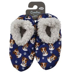 Comfies Slippers Jack Russell
