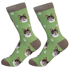 Sock Daddy Calico Cat Socks