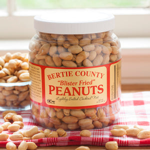 Bertie County Blister Fried Peanuts