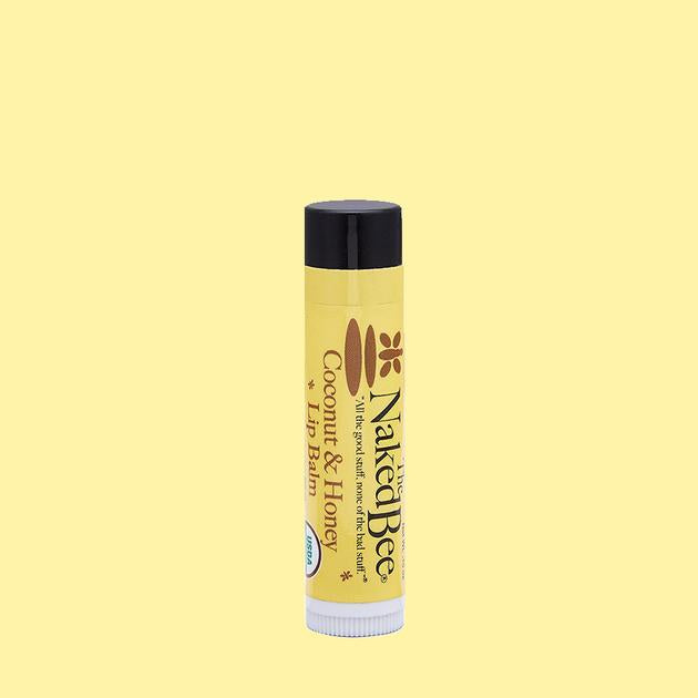 The Naked Bee Coconut & Honey Lip Balm