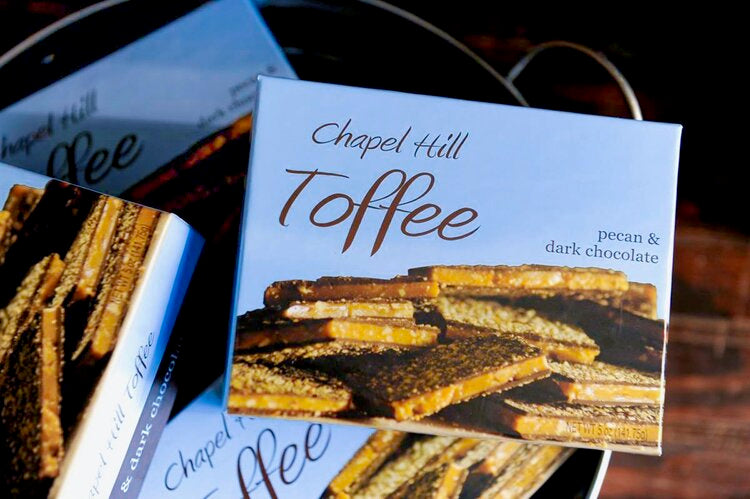 Chapel Hill Toffee 2 oz.