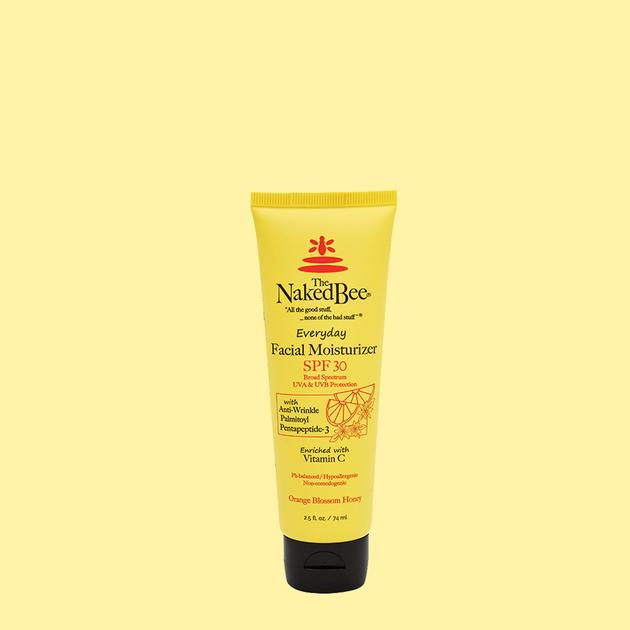 The Naked Bee Orange Blossom & Honey Facial Moisturizer 2.5 oz.