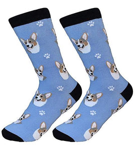 Sock Daddy Welsh Corgi Socks