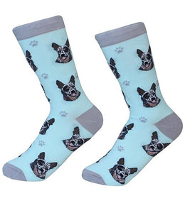 Sock Daddy Australian Cattle Dog Socks