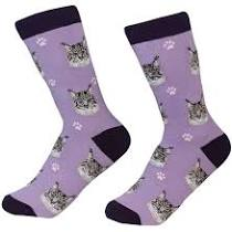 Sock Daddy Maine Coon Socks