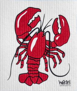 Red Lobster Wet-It Kitchen Cloth