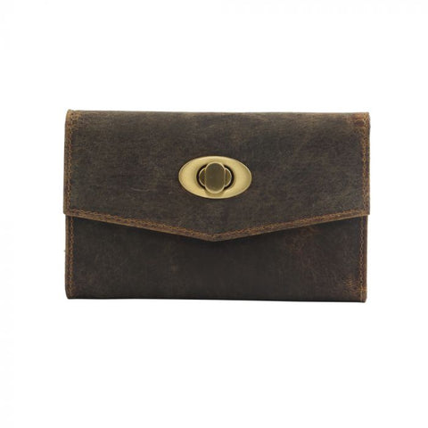 Myra Wallet Dawn To Dusk Leather And Hairon