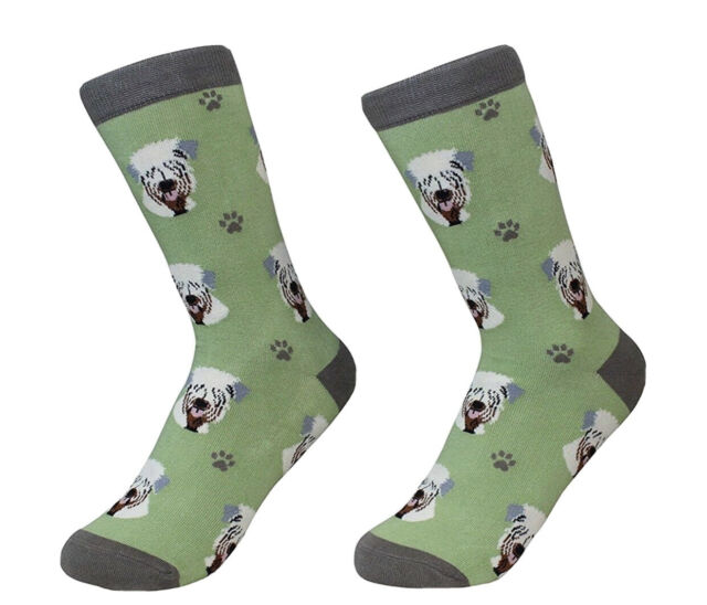 Sock Daddy Soft Coated Wheaten Terrier Socks