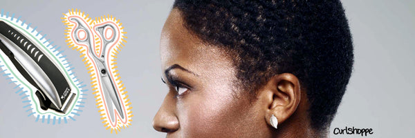 Big Chop TWA Natural Hair