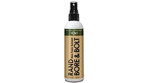 RAND/ XG INDUSTRIES Rand Brand Cleaner 2 oz. Solvent Spray Bottle