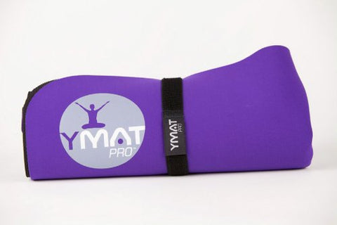 YMat Pro Mat - workout Travel Purple