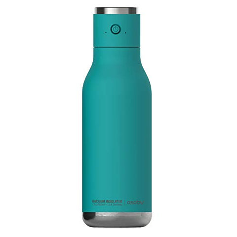 Asobu BT60TEAL Double Walled Speaker Bottle - Teal