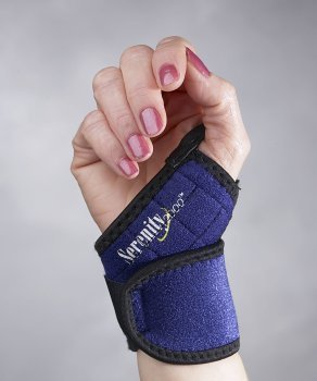 Magnetic Wrist Support Wrap - 1 Each
