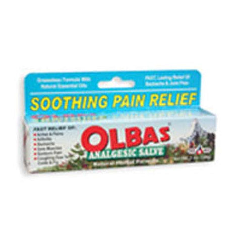 Olbas Analgesic Salve 1 oz (Pack of 4)